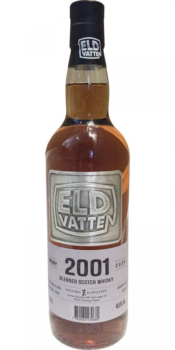 Blended Scotch Whisky 2001 SE