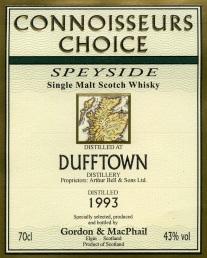 Dufftown 1993 GM
