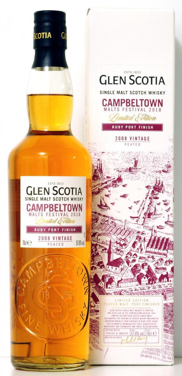 Glen Scotia 2008