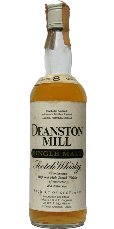 Deanston Mill 08-year-old