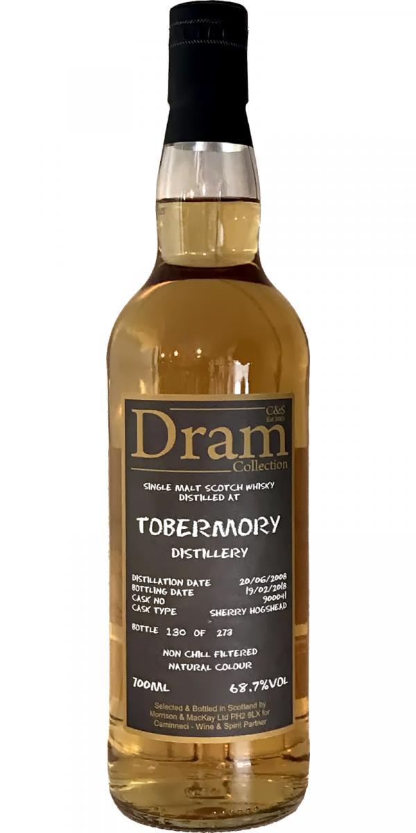 Tobermory 2008 C&S