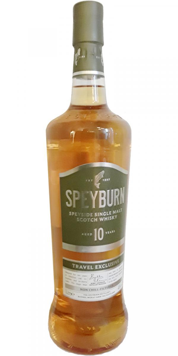 Speyburn 10-year-old