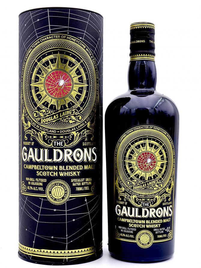 The Gauldrons Campbeltown Blended Malt DL