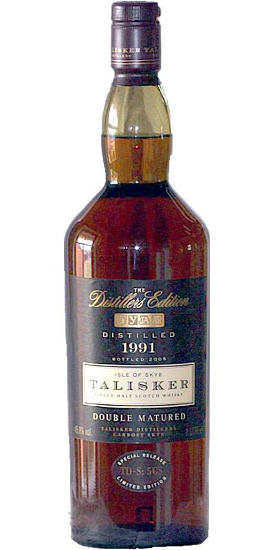 Talisker 1991