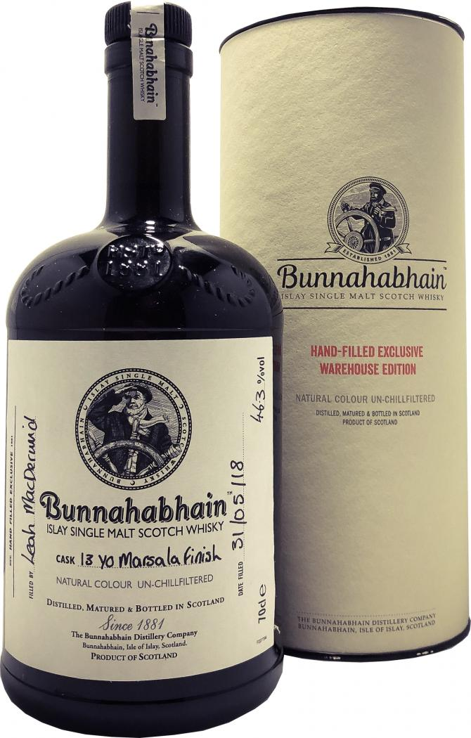 Bunnahabhain 13-year-old