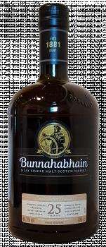 Bunnahabhain 25-year-old