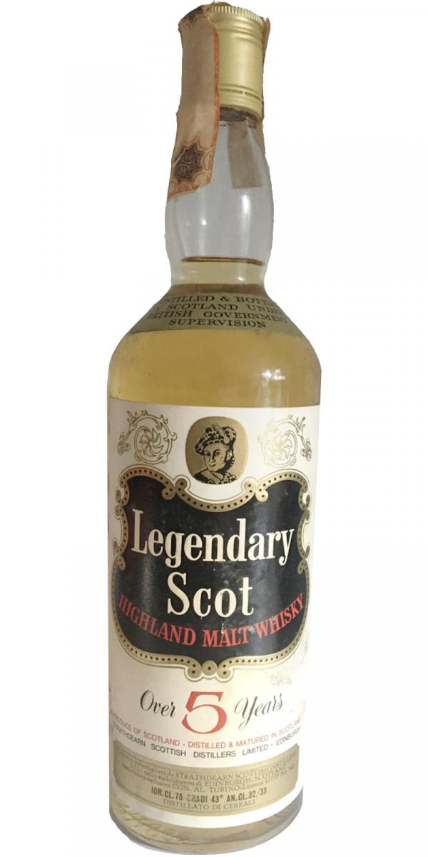 Legendary Scot 05-year-old