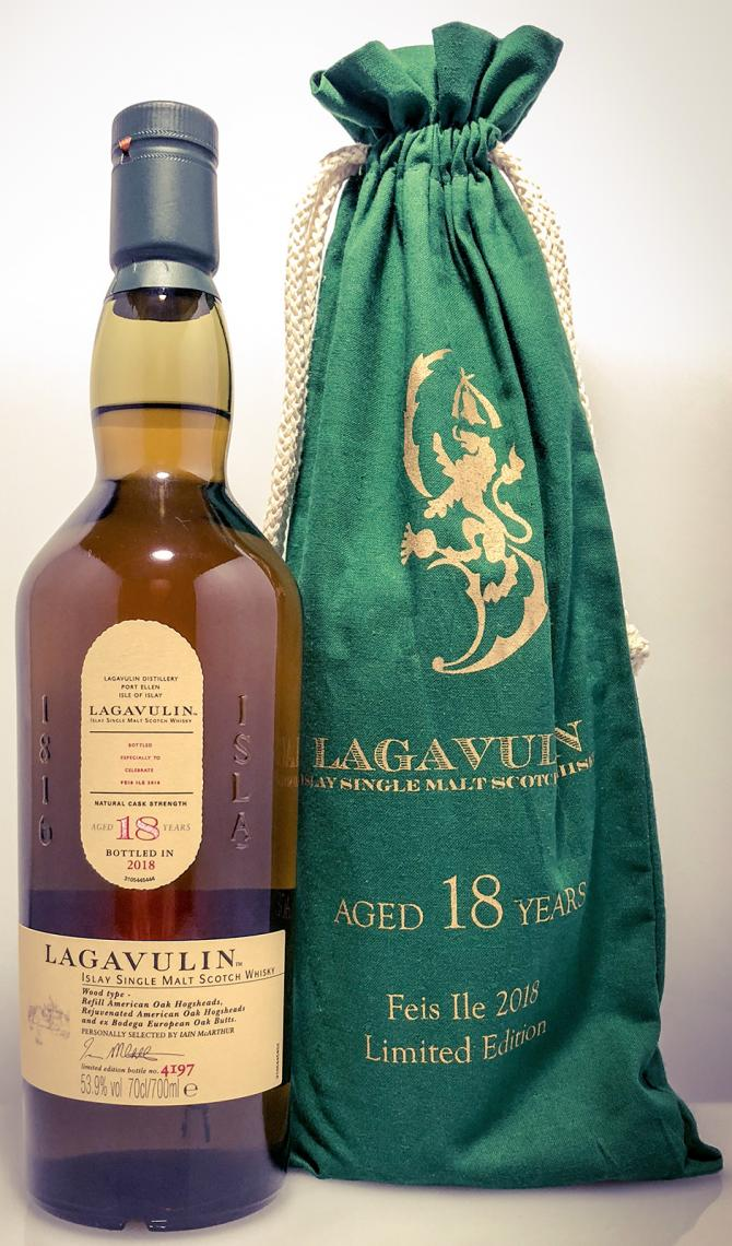 Lagavulin 18-year-old