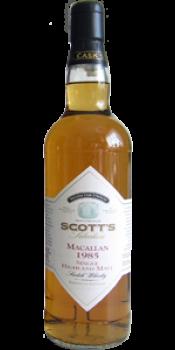 Macallan 1985 Sc