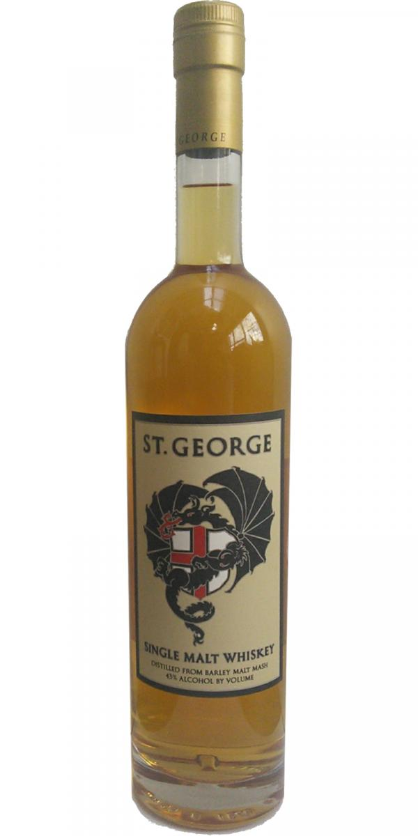 St. George Spirits Lot 8