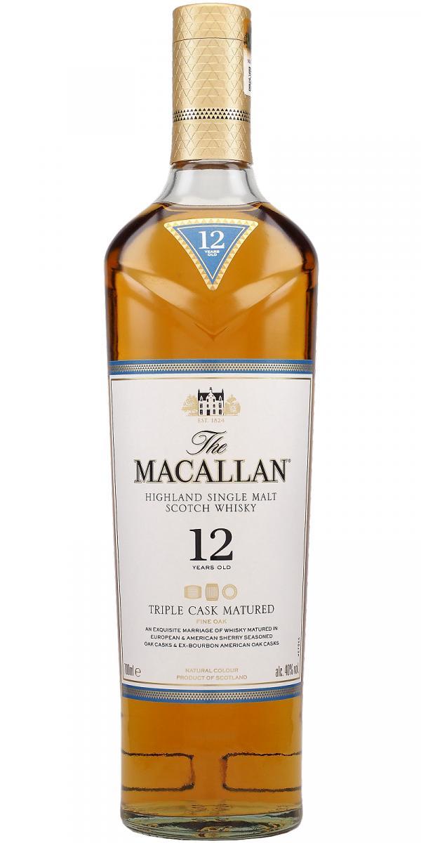 Macallan Scotch Whisky - Whisky Connosr