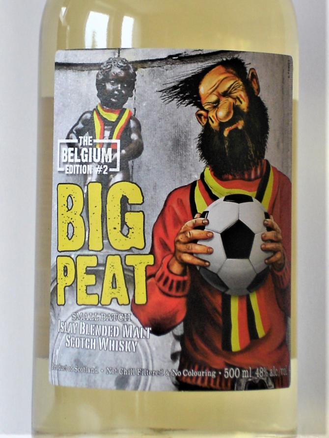 Big Peat The Belgium Edition #2
