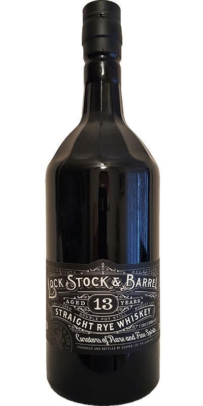 Lock Stock & Barrel 13-year-old