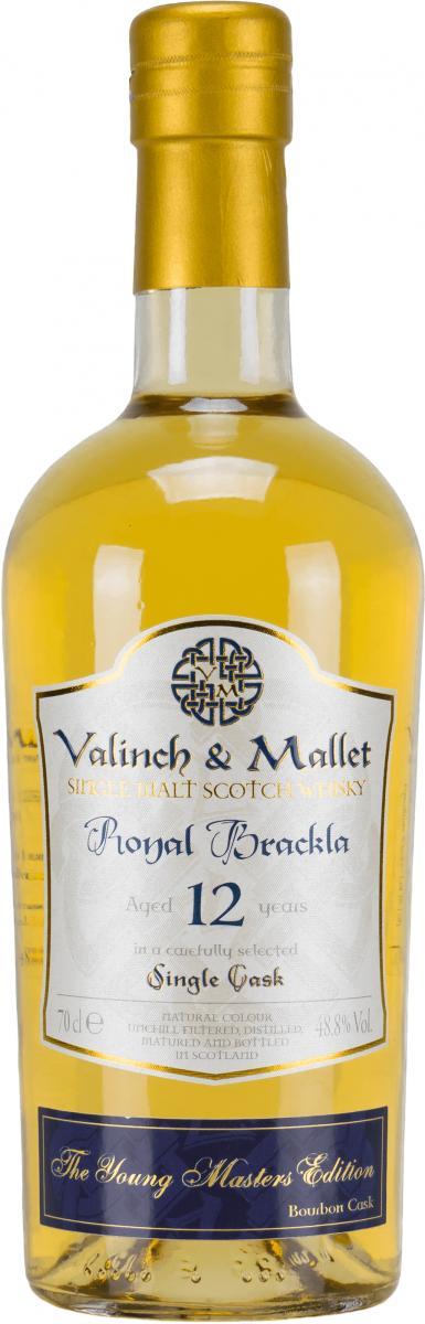Royal Brackla 2006 V&M