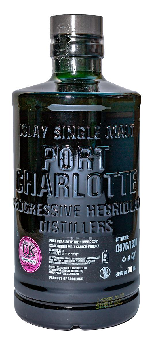 Port Charlotte 2001 - The Heretic