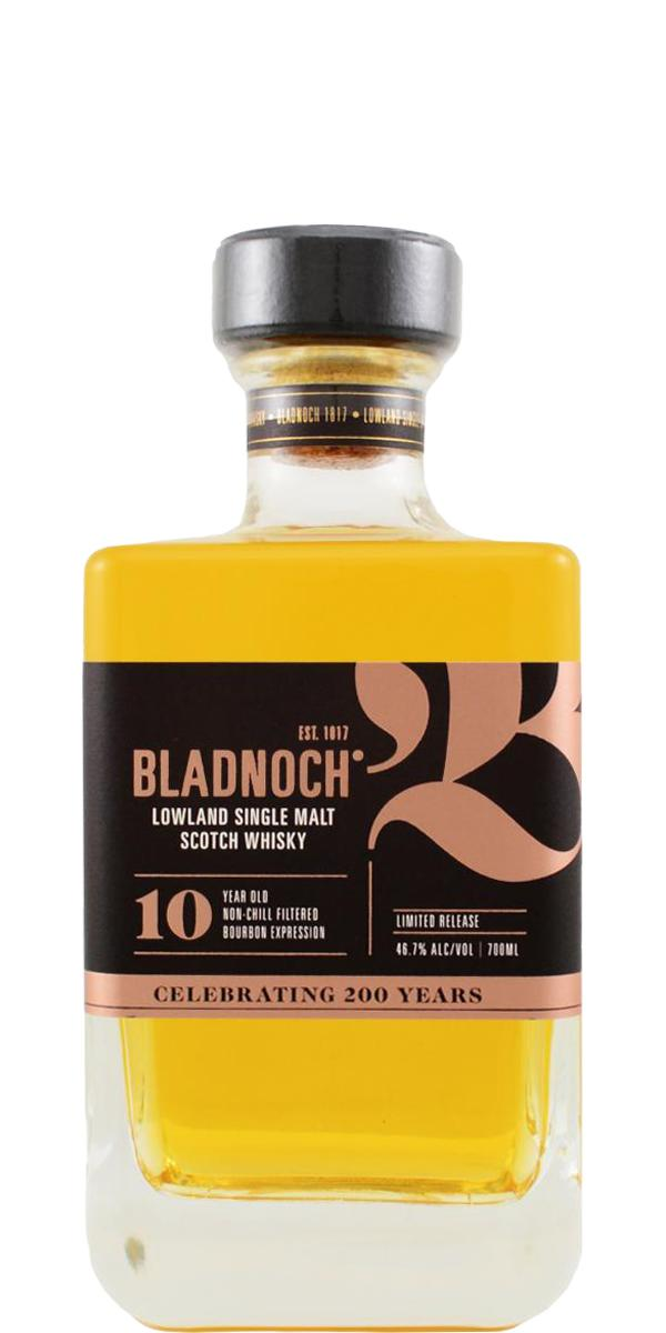 Bladnoch 10-year-old