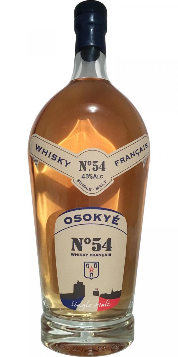 Osokyé N° 54