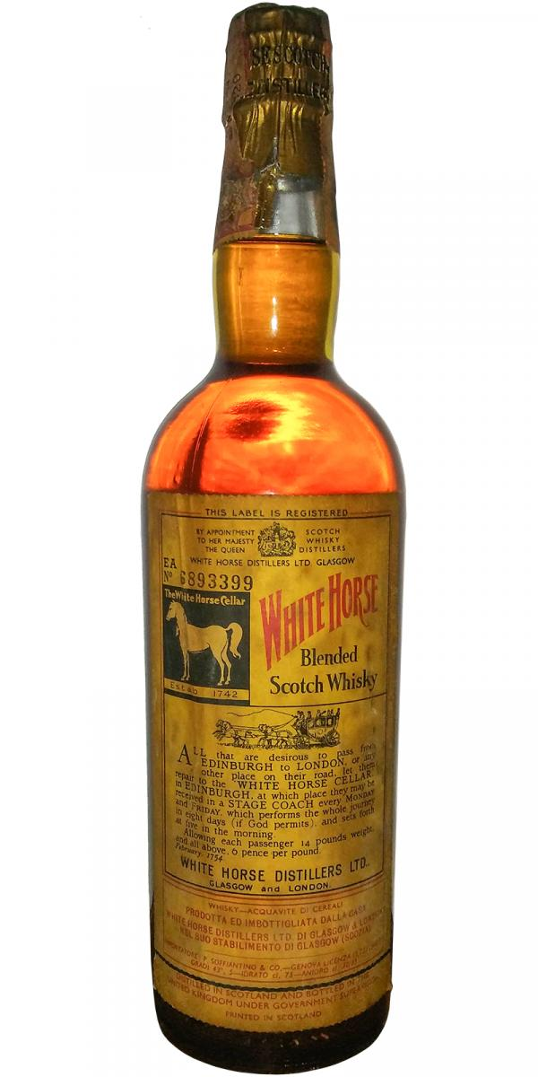White Horse Blended Scotch Whisky Ratings And Reviews Whiskybase