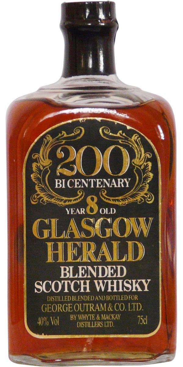 Glasgow Herald 08-year-old W&M