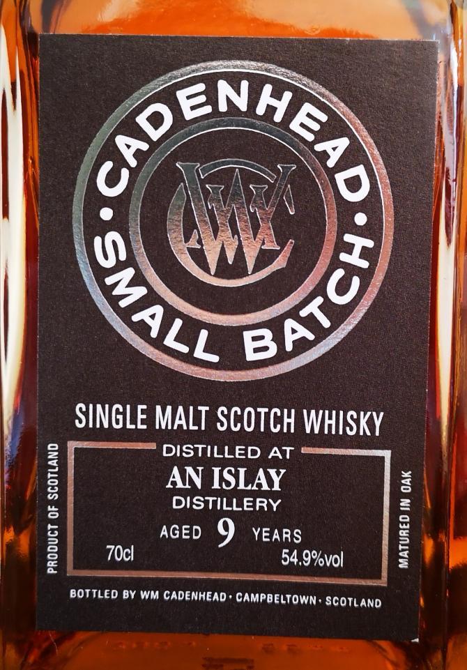 An Islay Distillery 2008 CA