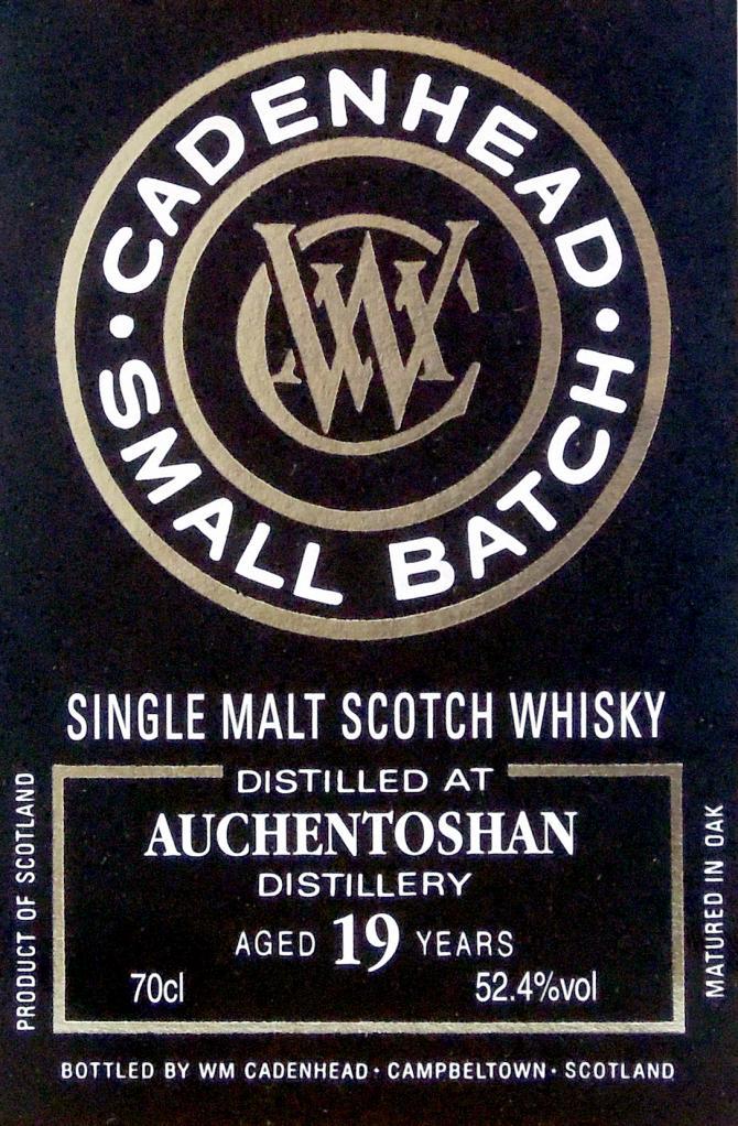 Auchentoshan 1999 CA