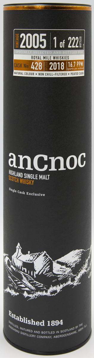 An Cnoc 2005
