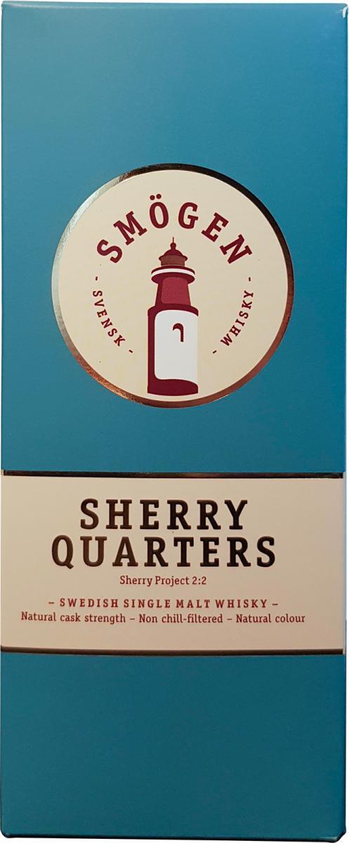 Smögen Sherry Project 2:2
