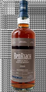 BenRiach 2008