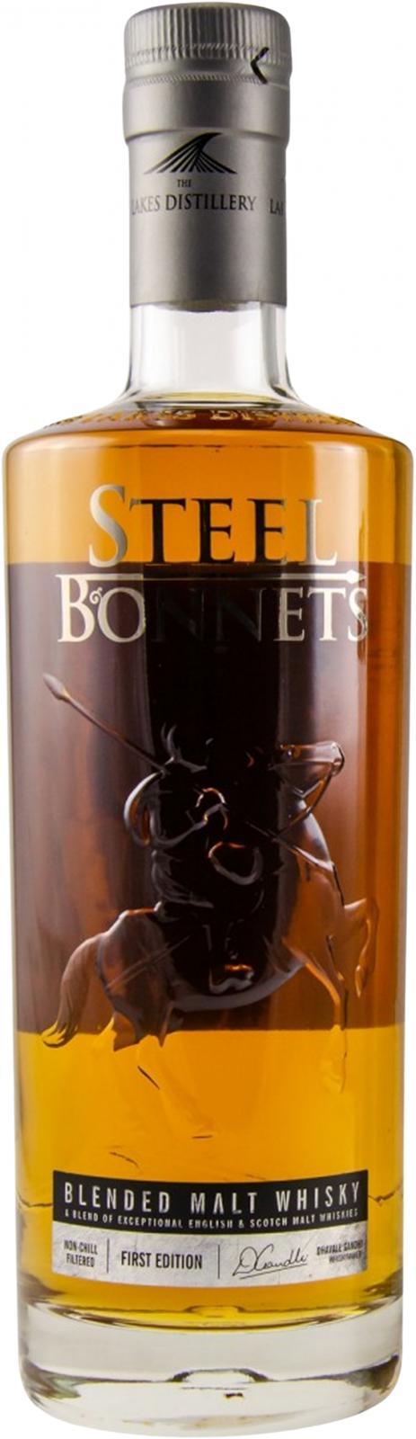 Steel Bonnets Blended Malt Whisky