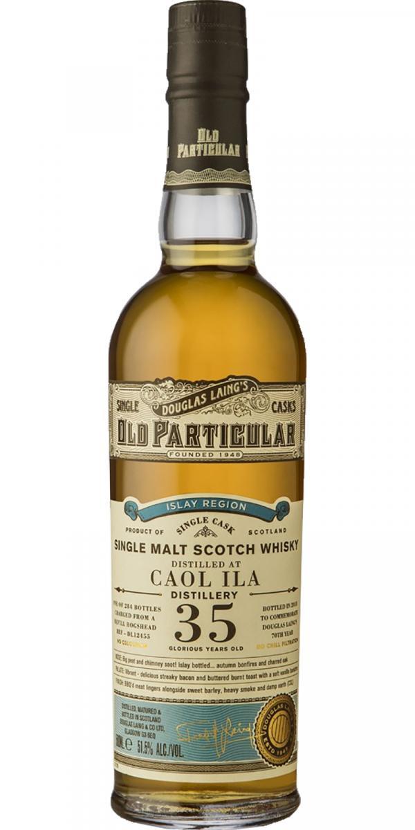 Caol Ila 35-year-old DL