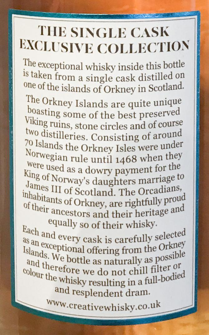 Orkney 09-year-old CWC