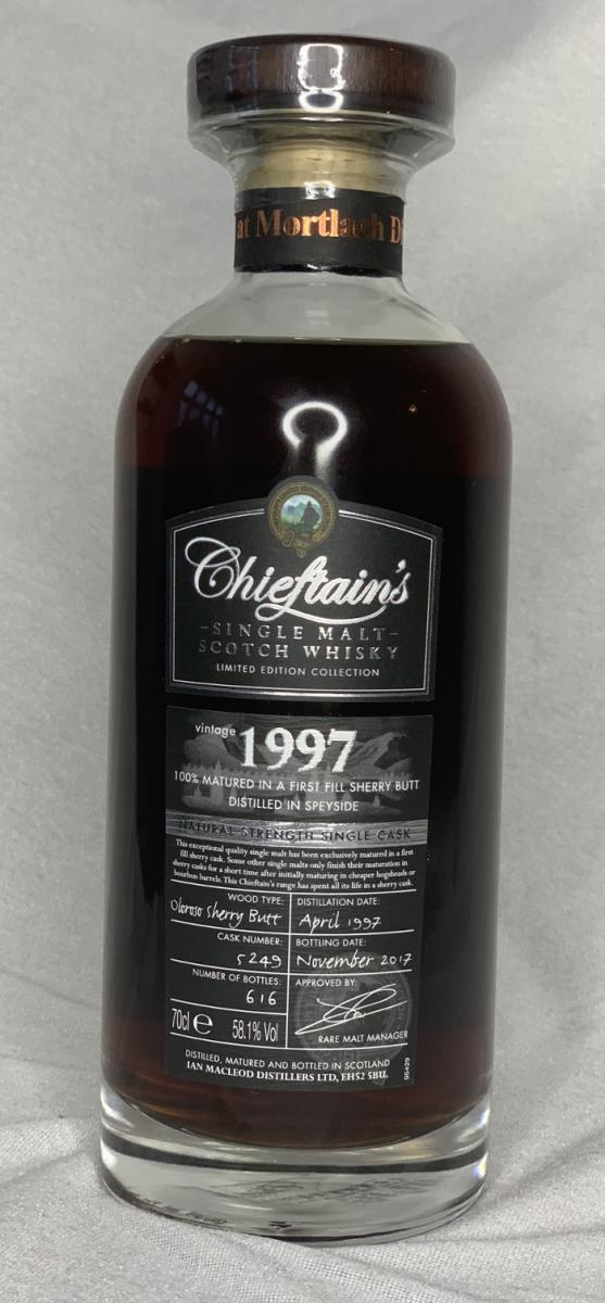 Mortlach 1997 IM