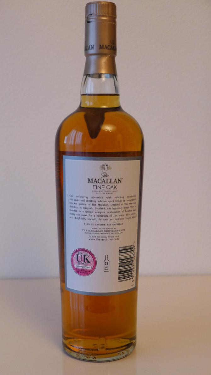 Whisky Review/Tasting: Macallan 18 years Sherry Cask - YouTube