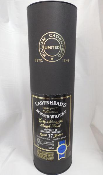 Bowmore 1992 CA