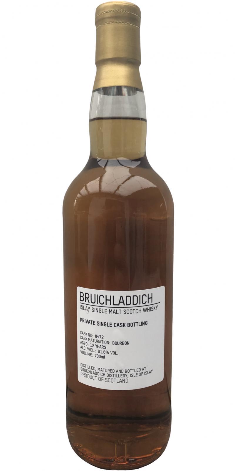 Bruichladdich 12-year-old