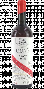 Lion's Vat Charity Cask