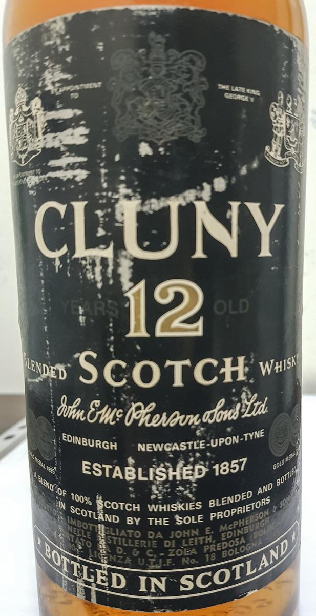 Cluny 12-year-old