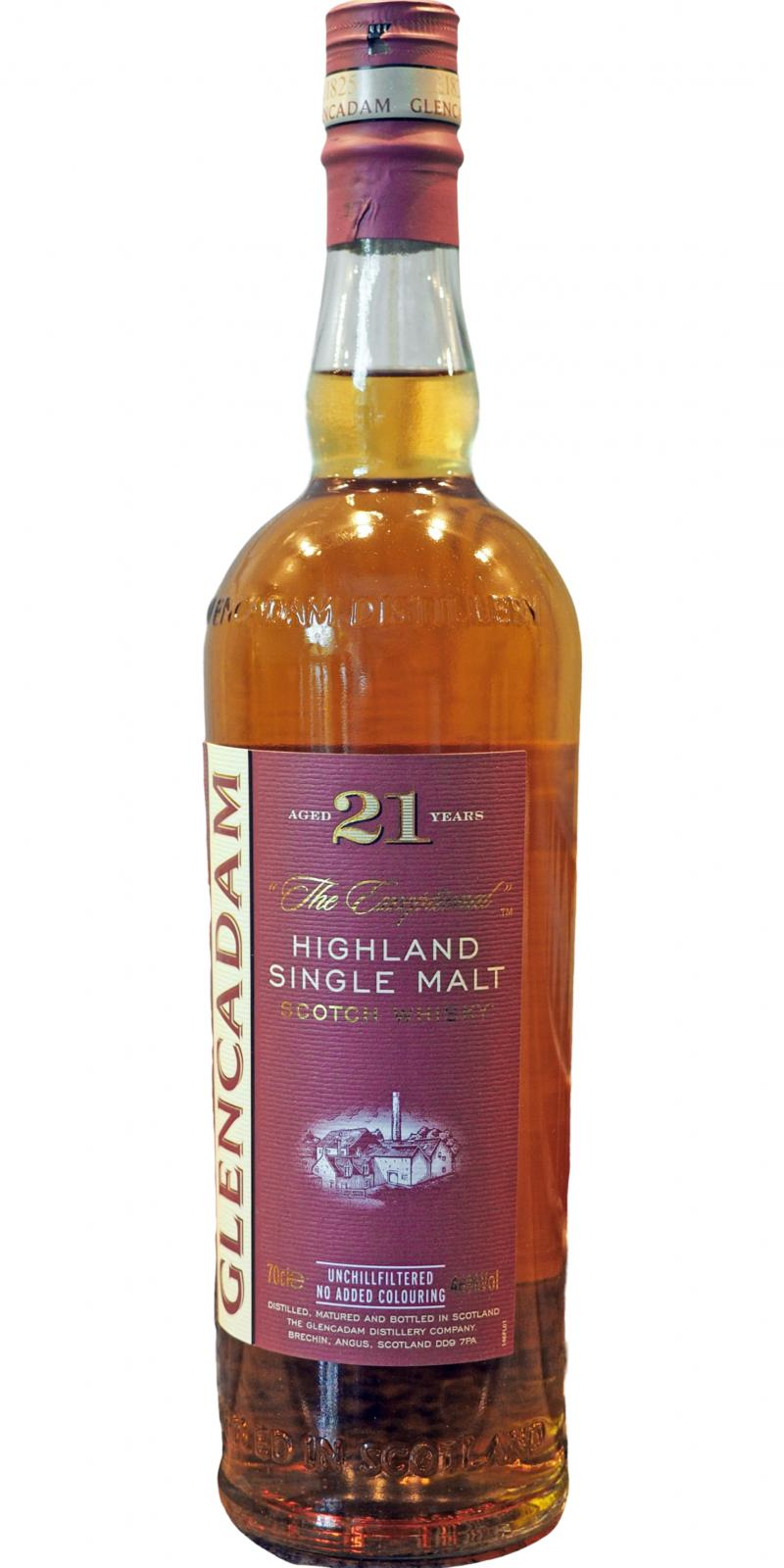 Glencadam 21-year-old
