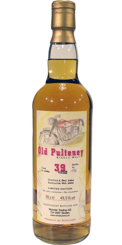 Old Pulteney 1964 MT