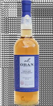 Oban Distillery Exclusive Bottling