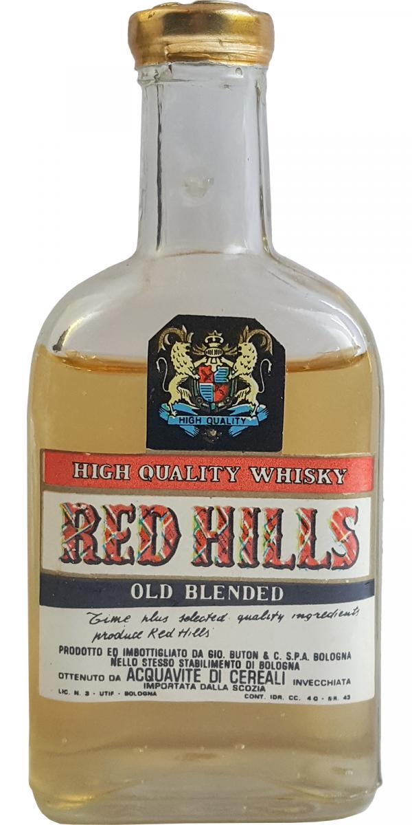 Red Hills Old Blended