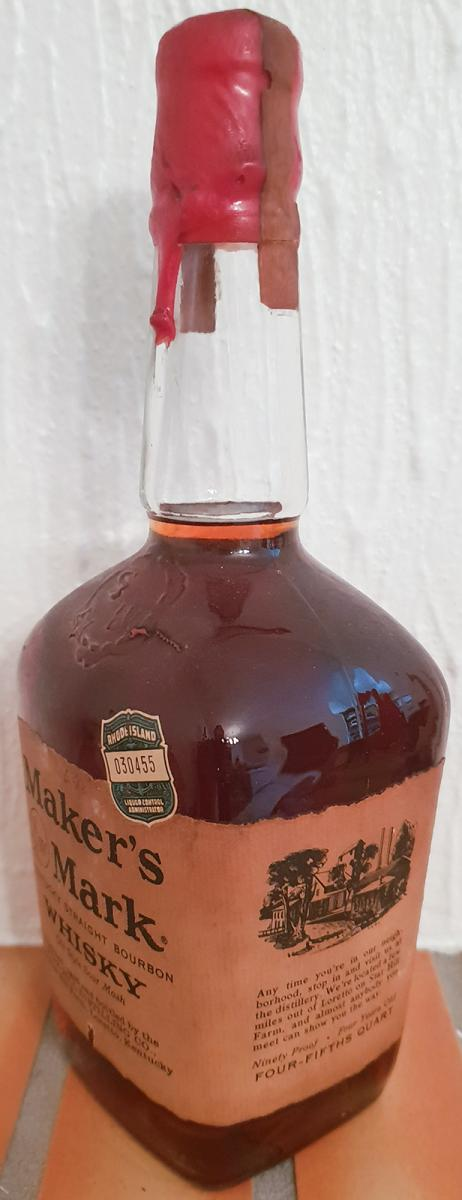Maker's Mark 04-year-old