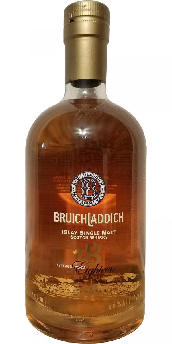 Bruichladdich 18-year-old 2nd Edition
