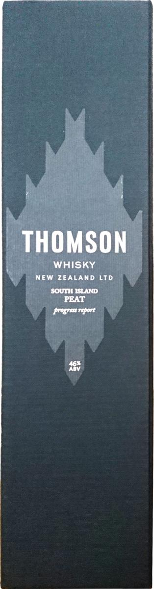 Thomson South Island Peat - Progress Report