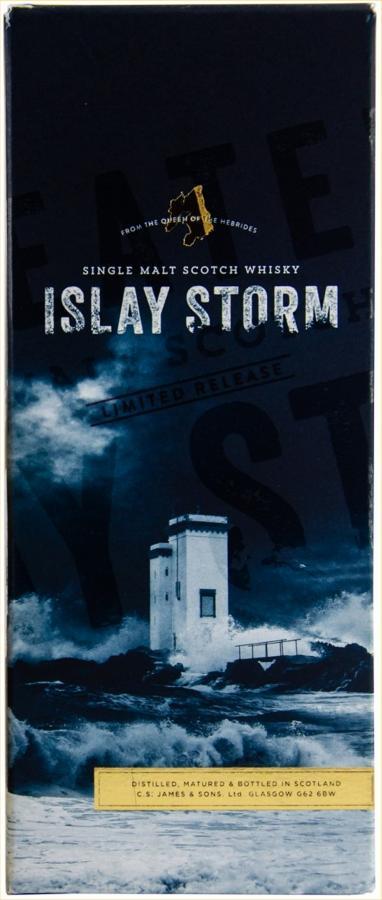 Islay Storm NAS CSJS