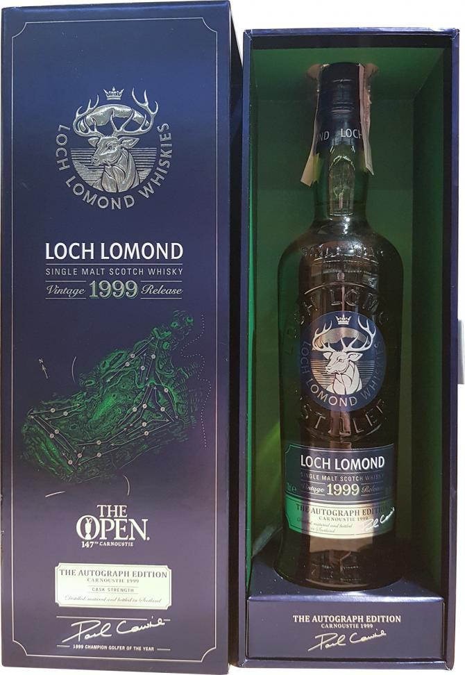 Loch Lomond 1999