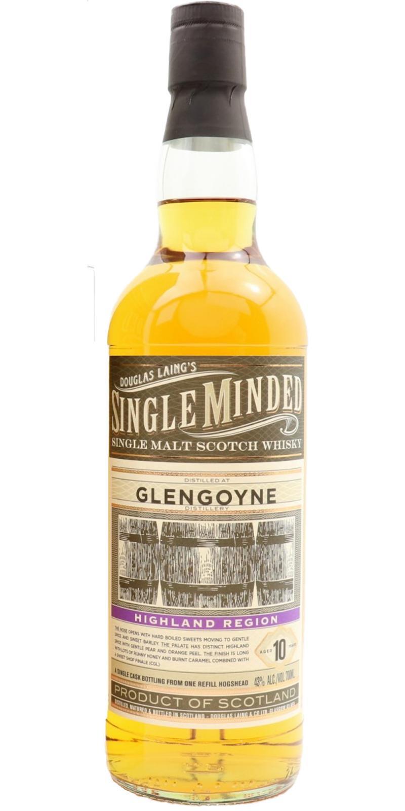 Glengoyne 10-year-old DL