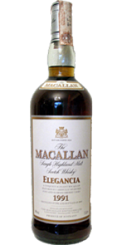 Macallan 1991 Elegancia