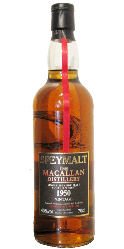 Macallan 1950 GM