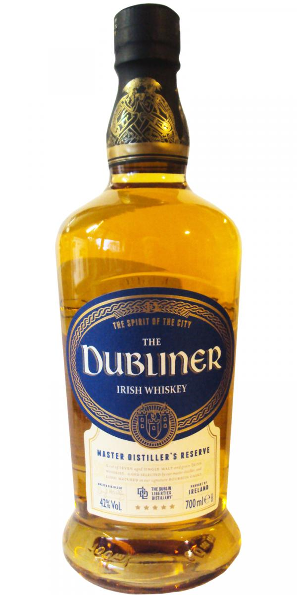 The Dubliner Master Distiller's Reserve